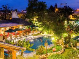 Hotel Rincon de Puembo; BW Signature Collection, hotel near Quito Mariscal Sucre International Airport - UIO, Puembo