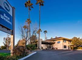 Best Western Sonoma Winegrower's Inn, hotel in Rohnert Park