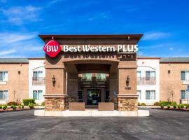 Best Western Plus Twin View Inn & Suites, hotel in Redding