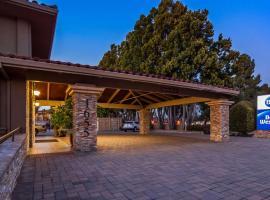 Best Western University Inn Santa Clara, hotel near Mineta San Jose International Airport - SJC, Santa Clara