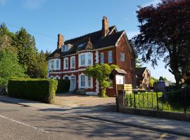 Anand Lodge, hotel near Penshurst Place & Gardens, Royal Tunbridge Wells