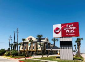 Best Western Plus Seawall Inn & Suites by the Beach, hotel near Port of Galveston, Galveston