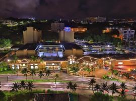Guam Plaza Resort & Spa, hotel in Tumon