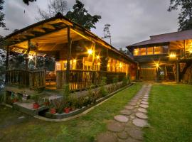 Munlom Nature Resort, pet-friendly hotel in Mangan