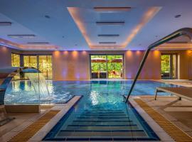 Betekints Wellness Hotel, hotel in Veszprém