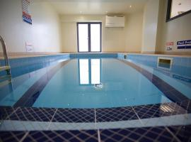 Horizons, hotel with pools in Newquay