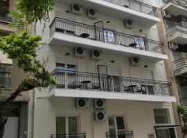 Olympus Residence, hotel near Panathenaic Stadium, Athens
