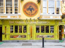Oliver St. John Gogarty's Hostel, hostel in Dublin