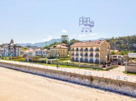 Hotel Don Pepe, hotel in Ribadesella