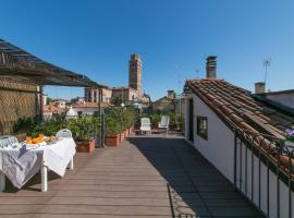 Hotel Pantalon, hôtel à Venise (Dorsoduro)