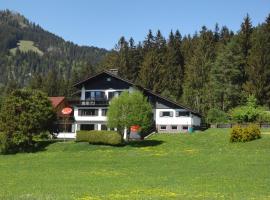 Ferienwohnung Fuchs, Ferienwohnung in Bad Mitterndorf