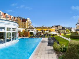 Hotel zur Post - ein Rovell Hotel, hotel near Baltic Hills Golf Usedom, Bansin