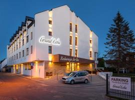 Grand Łeba - Adults Only (13+) – hotel w pobliżu miejsca Wystawa Interaktywna Illuzeum w Łebie