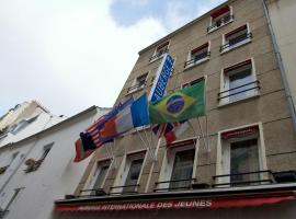 Auberge Internationale des Jeunes, hostelli Pariisissa