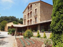 Cal Majoral, hotel en L'Espunyola