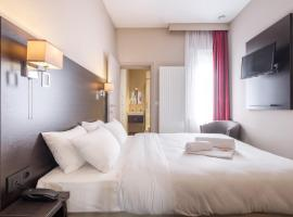 Hôtel Game of Rooms Brussels Centre, отель в Брюсселе