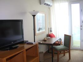 Condado Lagoon Villa Apt, serviced apartment in San Juan