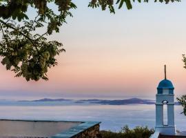 Villa Ghisi, hotel near Moni Koimiseos Theotokou Kechrovouniou, Arnados