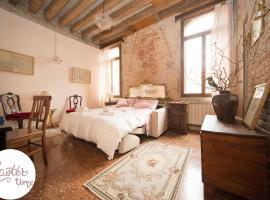 San Polo Home, beach hotel in Venice