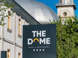 The Dome Hotel, hotel din Satu Mare