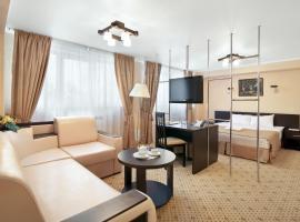 AMAKS Congress Hotel, hotel in Belgorod