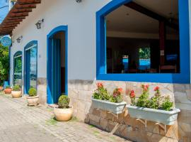Refron du Mar Pousada Paraty, hotel in Paraty