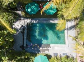 Pipes Hostel, hostel in Kuta Lombok
