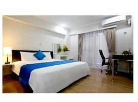 Saigon Sky Garden Serviced Apartments, hotel in Ho Chi Minh City
