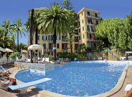 Grand Hotel De Londres, отель в городе Сан-Ремо