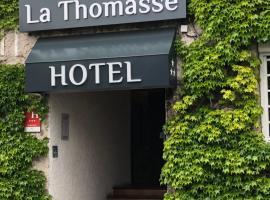 Logis La Thomasse, hôtel à Aurillac