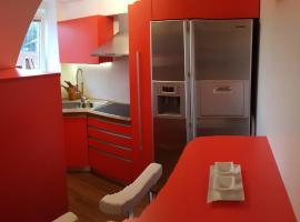 Apartma ZB, apartma v mestu Ljubljana