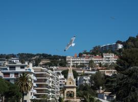 Le Parc Pointe Croisette, hotel near Lérins Abbey, Cannes