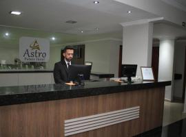 Astro Palace Hotel, hotel in Uberlândia
