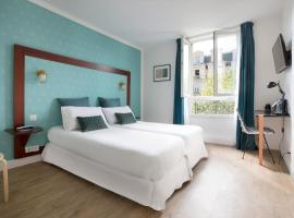 Hotel The Playce by Happyculture, hotel near Marx Dormoy Metro Station, Paris