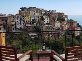 Cecio 5 Terre Rooms, guest house in Corniglia