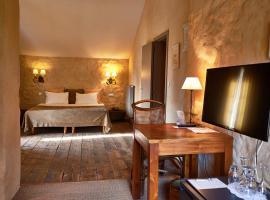 Hotel L'Empreinte du Temps, hotel in Torgny