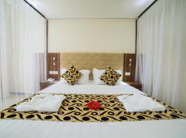 Spice Palace Hotel, hotel v destinaci Zanzibar City