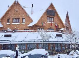 L'empreinte D'ifrane, hôtel à Ifrane