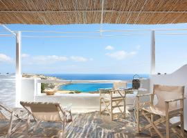 Vista Mare Milos, hotel near Provatas Beach, Provatas