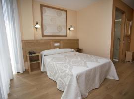 Hotel Novoa, hotel in Sarria