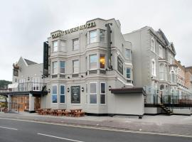 Cabot Court Hotel Wetherspoon, hotel in Weston-super-Mare