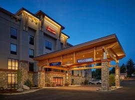 Hampton Inn & Suites Roseburg, hotel in Roseburg