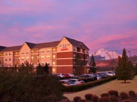 Residence Inn Colorado Springs North/Air Force Academy, hotel near Rock Ledge Ranch Historic Site, Colorado Springs