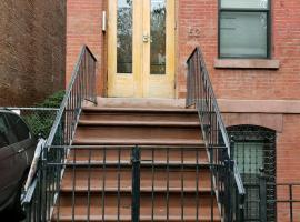 The Harlem Cascades, holiday rental sa New York
