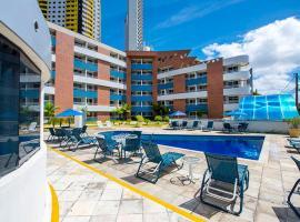 Terrazzo Praia Flat, apartment in Natal
