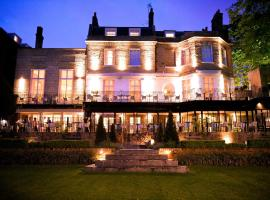 Bingham Riverhouse, hotel near Boston Manor Tube Station, Richmond upon Thames