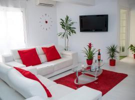 Apartamento E&R Málaga Centro, self-catering accommodation in Málaga