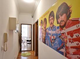 7 Seas 3 Hostel, hostel in Lisbon