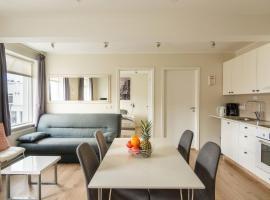 TOWN SQUARE Apartments, hotel near Akureyri Airport - AEY,