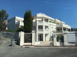 Luxury residence Fabron, hotel in Nice